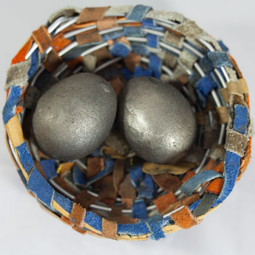 Iron Egg, Leather Nest